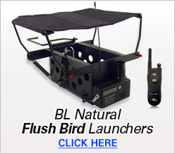 BL Natural Flush Bird Launchers